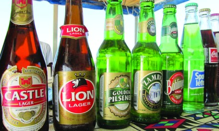 No Soft Drinks for Christmas, but plenty of Beer