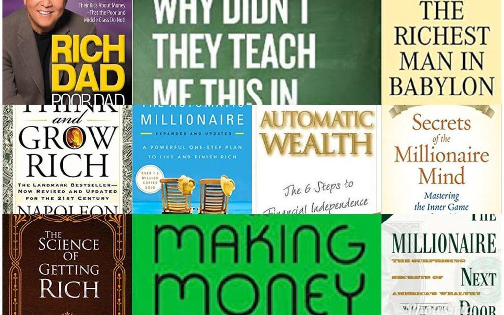 10 must read books on personal finance