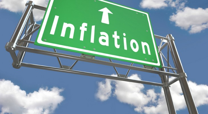 Inflation rises again!