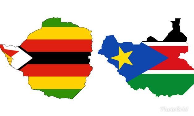 Zimbabwe seeks deal to send graduates to South Sudan