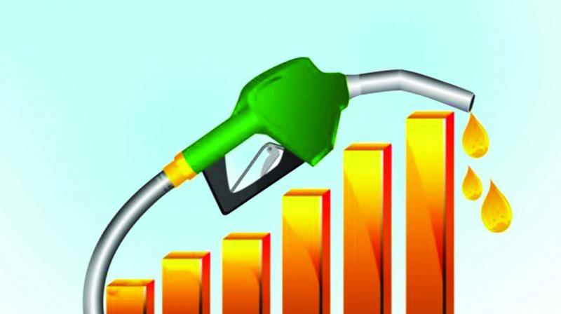 Fuel prices skyrocket