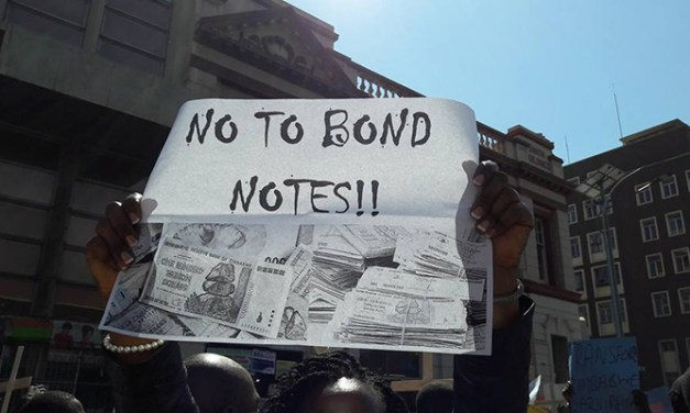 Is the Bond Note dying?