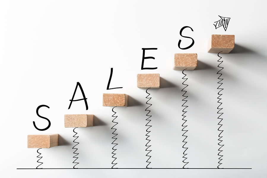 Top 10 tips for Salespeople