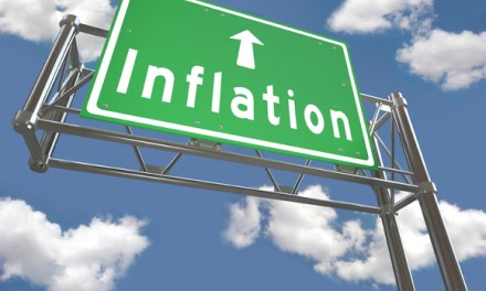 Year on year inflation is back and high!