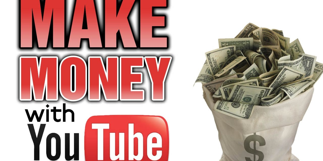 How Youtubers make money