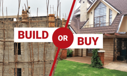 Buying vs building a home