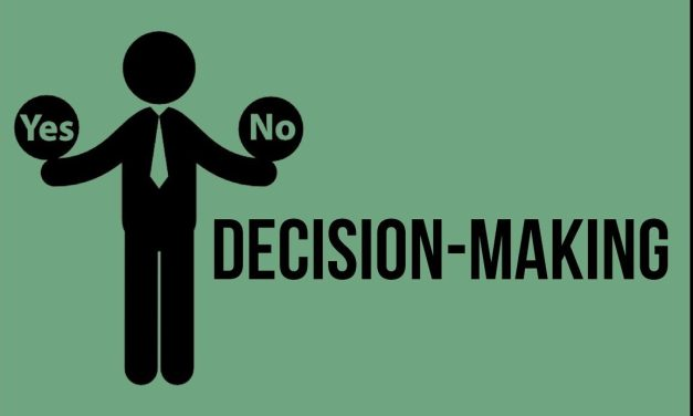 The key to your success (or failure): Decision making