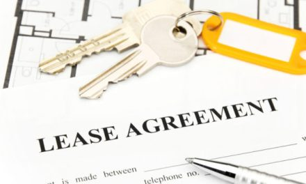 Things to know when signing a lease agreement.