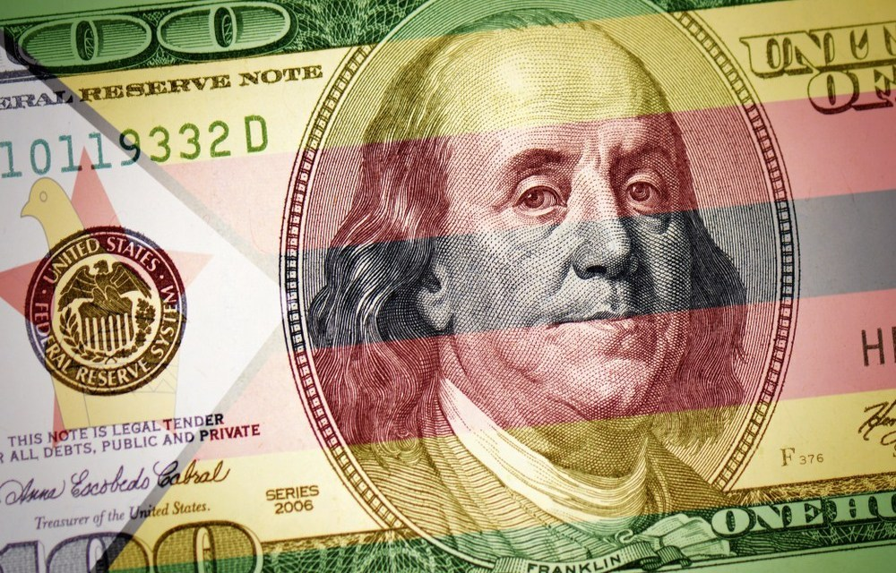 Government charges now in US Dollars?