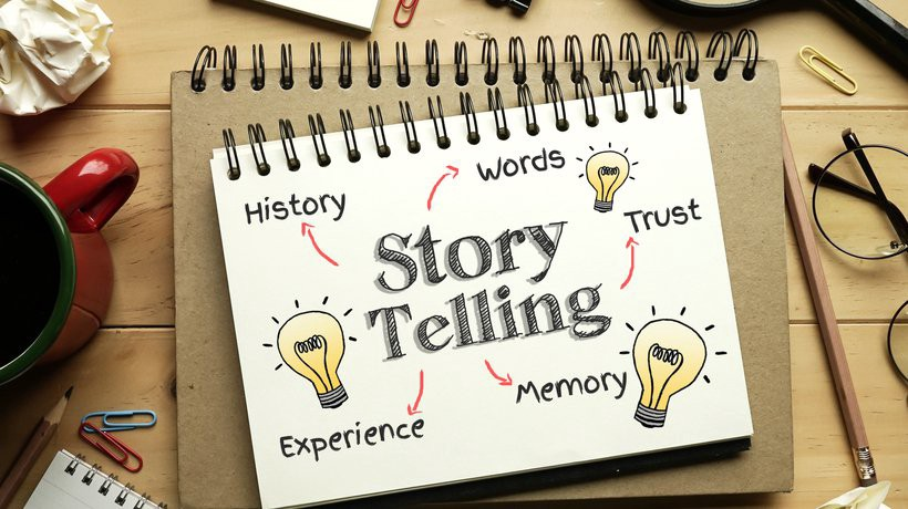 Using storytelling in your marketing