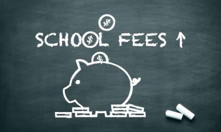 School Fees Top-ups return