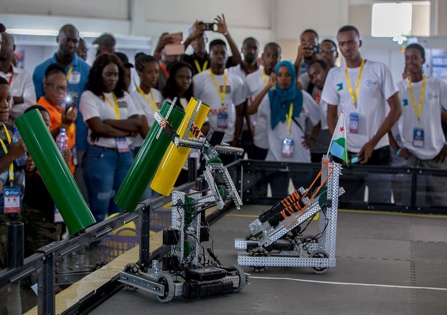 Zimbabwe Scoops Gold Medal At 2019 Pan-African Robotics Competition