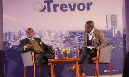 Highlights from Mthuli Ncube in Conversation with Trevor