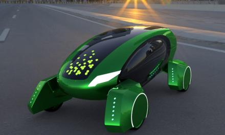 UK-Based Zimbabwean William Sachiti Launches Kar-Go (A Driverless Delivery Vehicle)