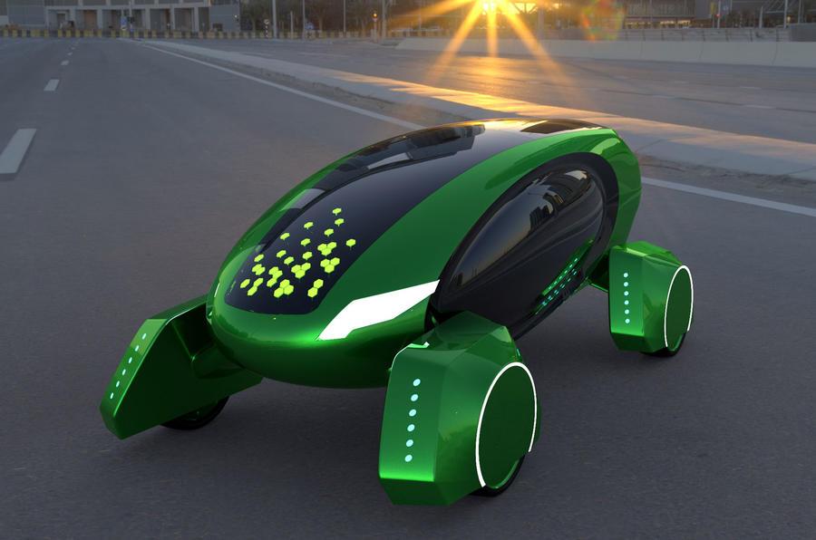 UK-Based Zimbabwean William Sachiti Launches Kar-Go (A Driverless Delivery Vehicle)