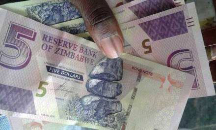 Zim dollar rebounds as Sakunda, Croco Motors accounts frozen