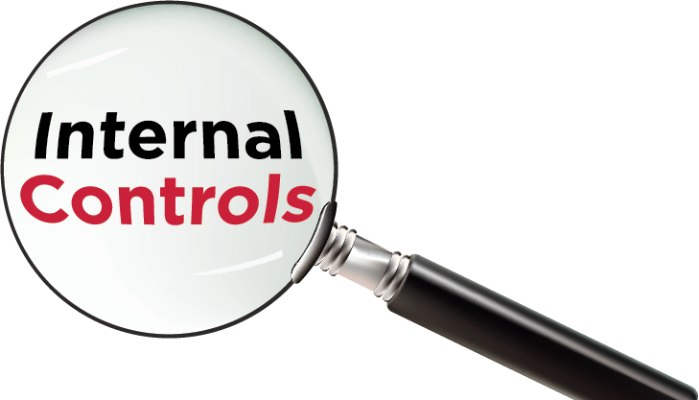Internal control tips for Small Businesses