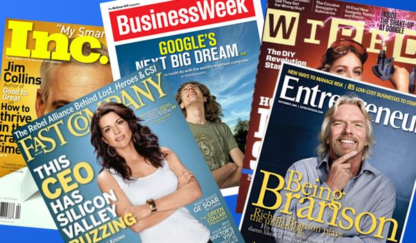 8 Magazines Entrepreneurs Should Read