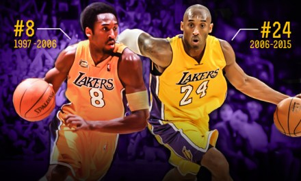 5 Inspirational Business Lessons From Kobe Bryant's Life