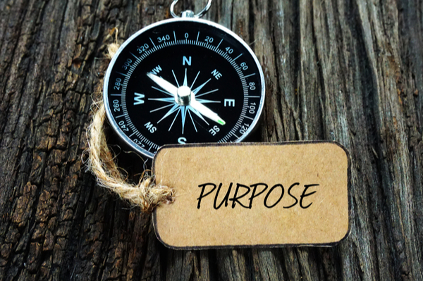 Purpose before product
