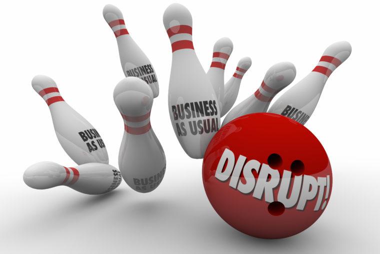 Disruptive entrepreneurship?
