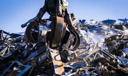 The Scrap Metal Business In Zimbabwe