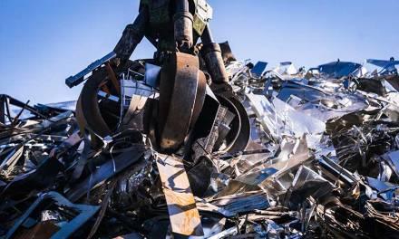 The Scrap Metal Business In Zimbabwe