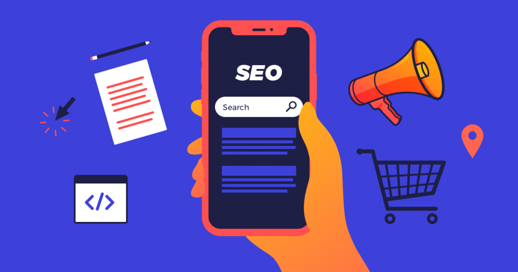 Search Engine Optimisation (SEO) and E-commerce Websites