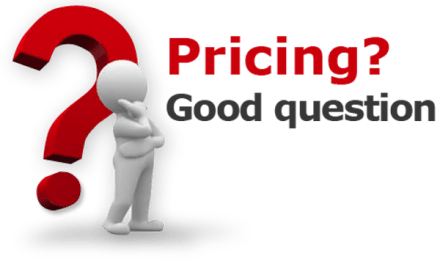 How to price services