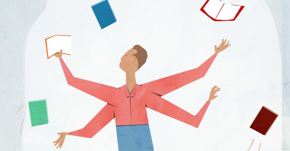 Books that teach you strange but useful skills