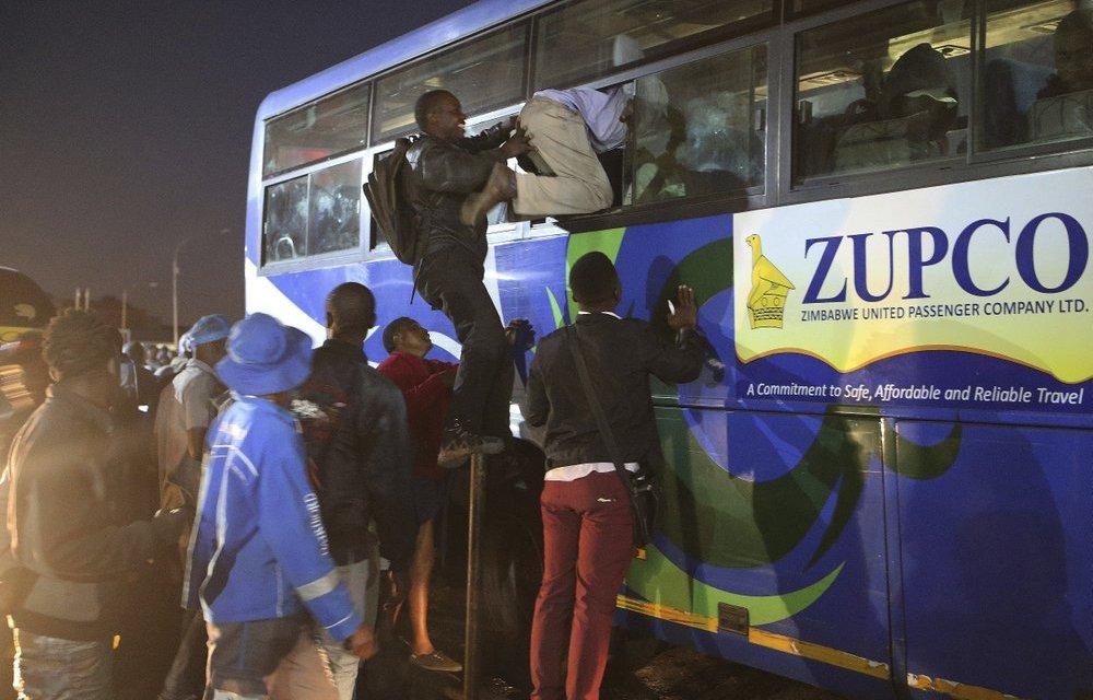 Commuter Omnibus Operators Under ZUPCO Not Happy