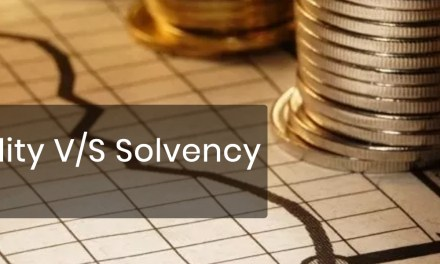 Liquidity vs Solvency