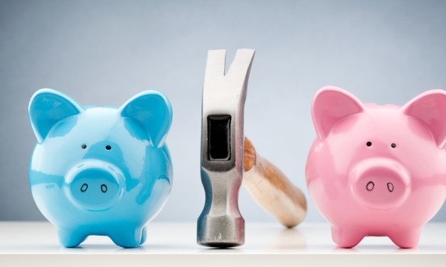 Separating your (small) business finances from your personal finances