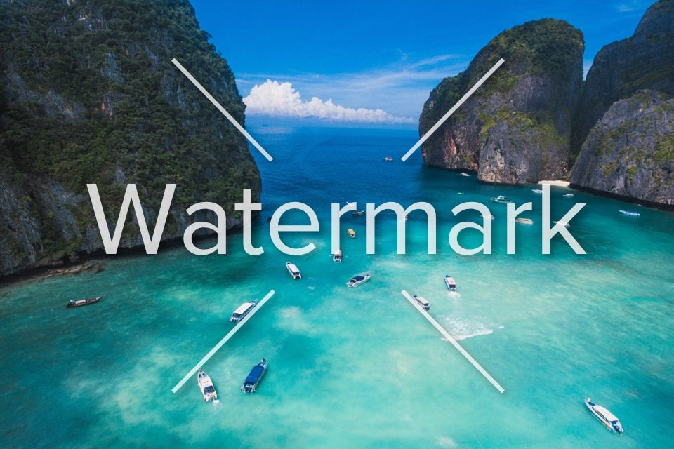 The Case Of Photographers And Watermarks On Photos
