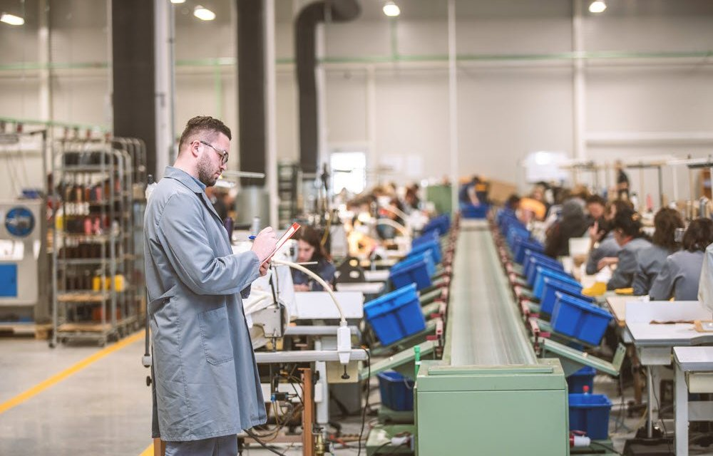 7 Top Manufacturing Business Ideas