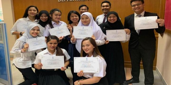 Enriching experience for UNIMAS students at Thaksin University