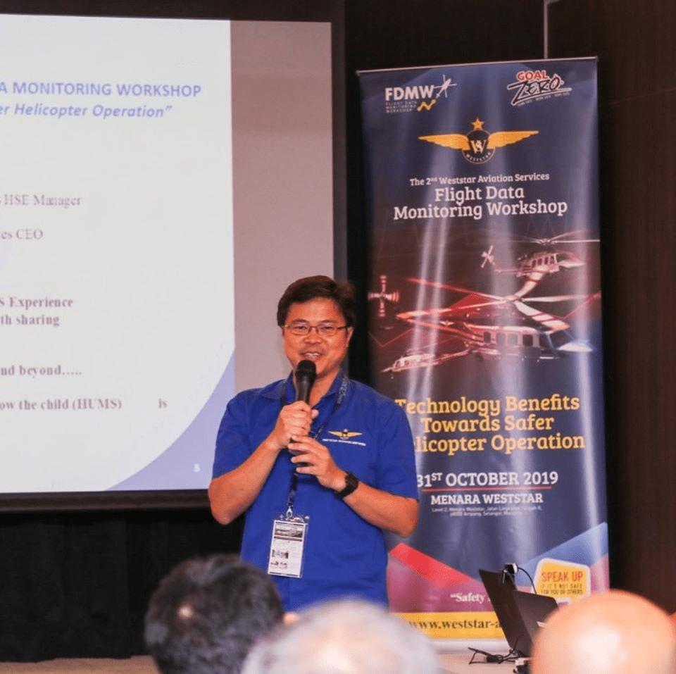 AW139 Operators Flight Data Monitoring Conference
