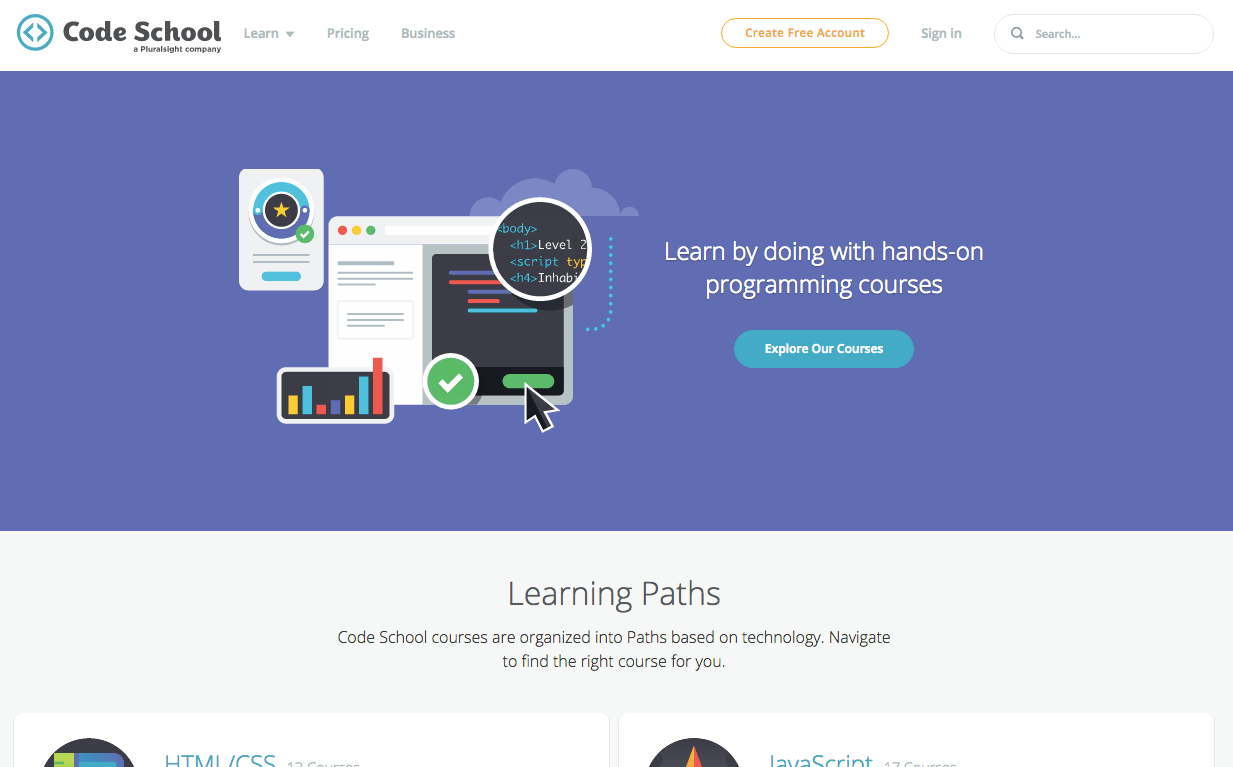 Code School - Startup Collections