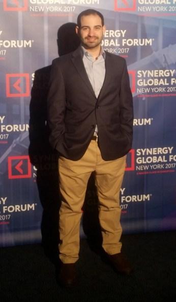 Carl Potak at Global Synergy Forum