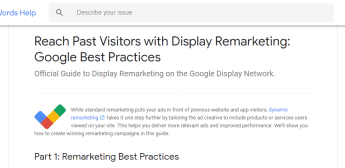 Google Retargeting with Display ads - lead generation strategies