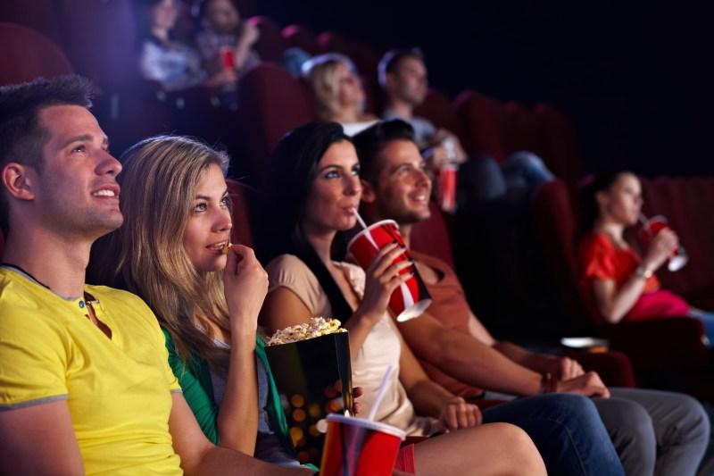 Movie Heroes moviegoer theaters