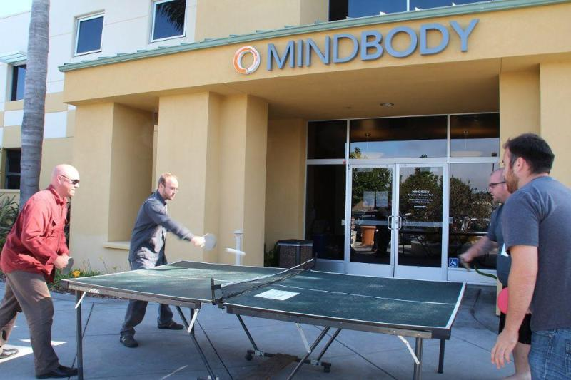 MINDBODY office