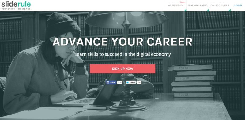 SlideRule Helps Your Upgrade Your Skills & Grow In Your Career!