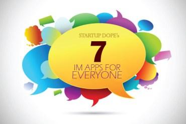 Best IM Apps
