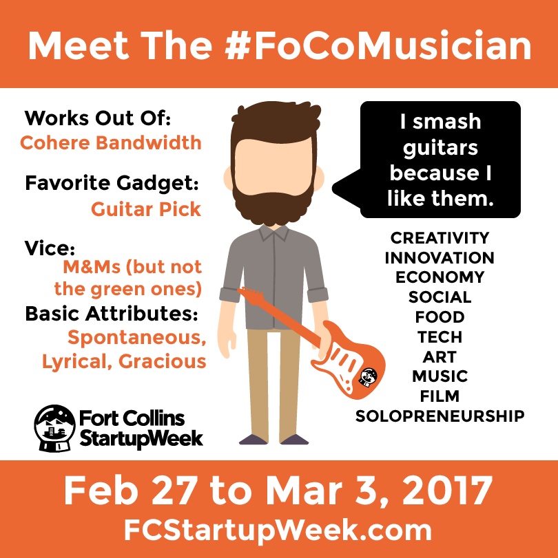 #FoCoMusician