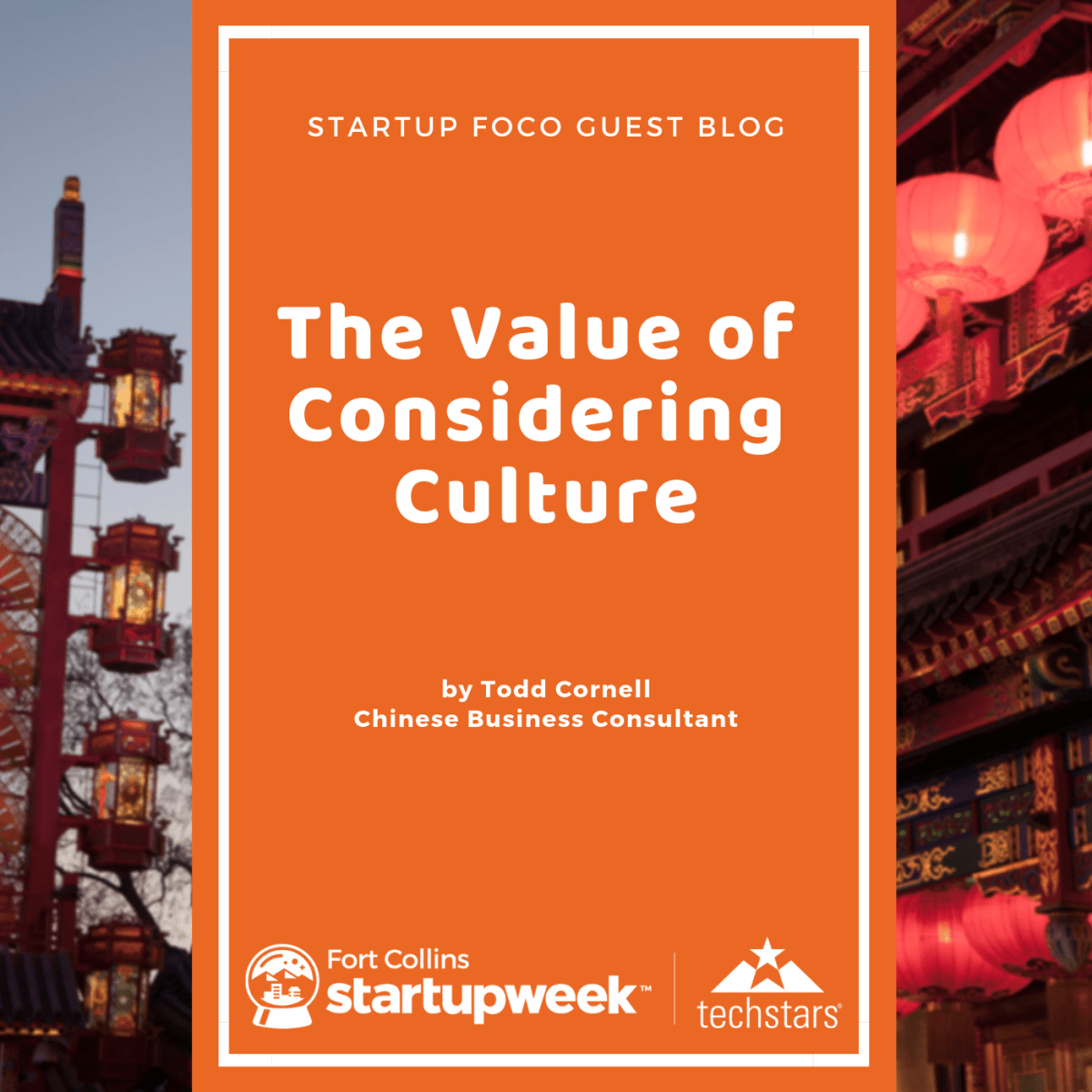 The Value of Considering Culture by Todd Cornell