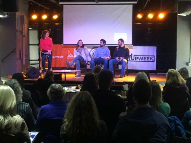 Small Business Panel at Downtown Artery