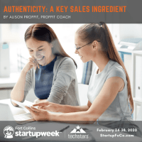 Authenticity: A key sales ingredient