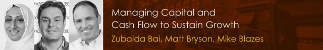 Join Zubaida Bai, Matt Bryson and Mike Blazes for a fireside chat at Startup Week 2020.