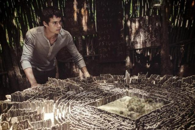 Resultado de imagem para labirinto maze runner